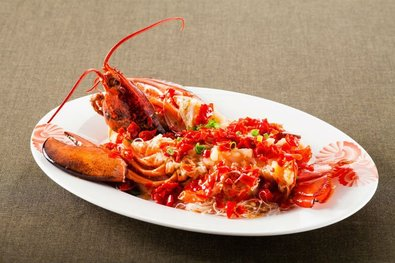 0230 The Best Chinese New Year dinner of Macau hotels I